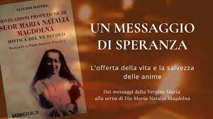 Messaggio di speranza e consolazione: la Madonna ad una mistica ungherese –  gloria.tv